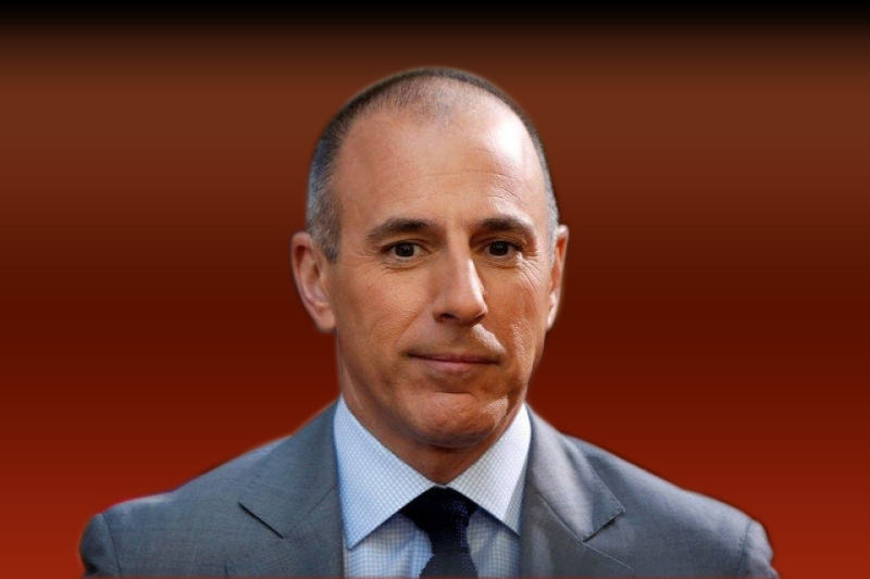 """So Matt Lauer is reportedly, """"furious"""" over a potential $50M divorce payment to his humiliated wife, Annette Roque Lauer"""