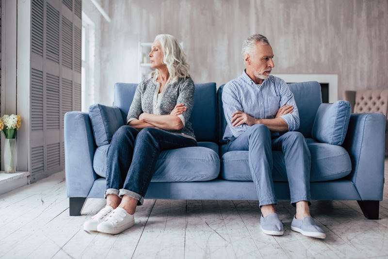 Gray Divorce? Tips, Pitfalls & Challenges - Legal & Practical Considerations