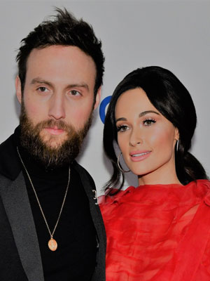 Casey Musgraves and Ruston Kelly