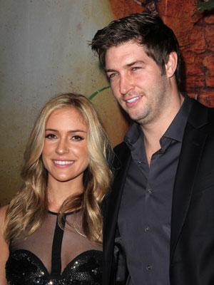Kristen Cavallari and Jay Cutler