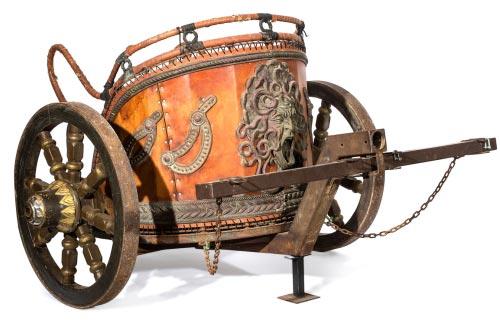 Replica Roman Chariot