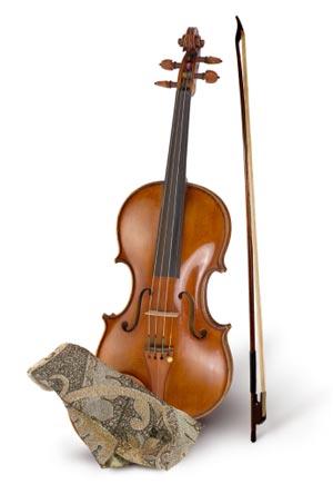 Violin by Leandro Bisiach Snr (1864-1946)