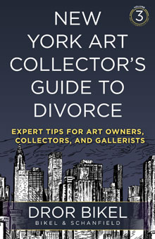 New York Art Collector's Guide to Divorce